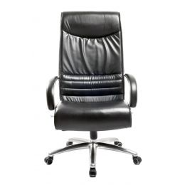 Ektorp Leather Office Chair