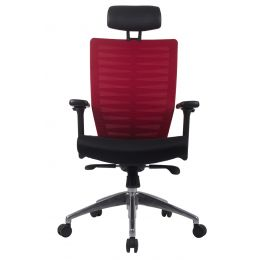 Lines Mesh Back Office Chair