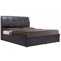 Bradford Faux Leather Storage Bedframe