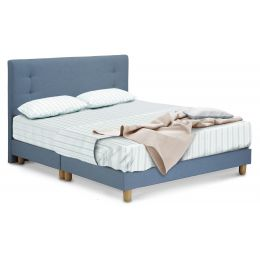 Coby Fabric Divan Bedframe (Water Repellent)