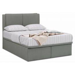 Deacon Fabric Storage Bed Frame
