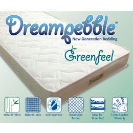 Dreampebble GreenFeel Mattress (6 inch)