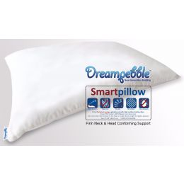 Dreampebble Smart Pocketed Spring Pillow