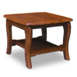 Denot Classic Solid Wood Side Table