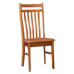Lois Solid Wood Dining Chair 03
