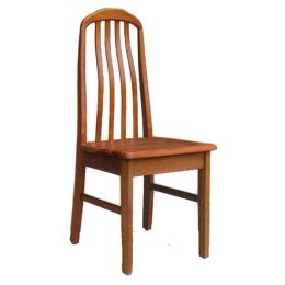 Lois Solid Wood Dining Chair 04