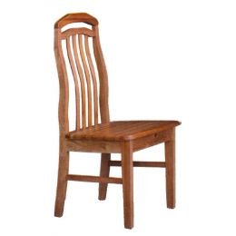 Lois Solid Wood Dining Chair 05