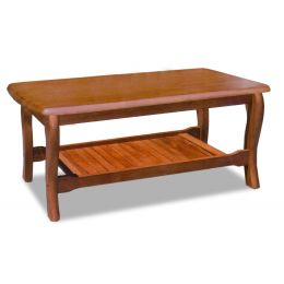 Denot Classic Solid Wood Coffee Table