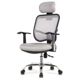Folando High Back Office Chair (Grey)