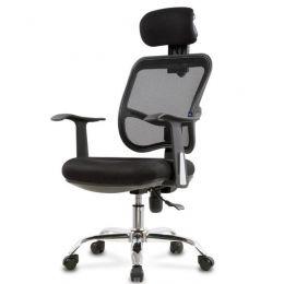 Folando High Back Office Chair (Black)