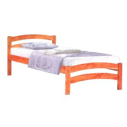 Dustin Wooden Bed Frame (Single)