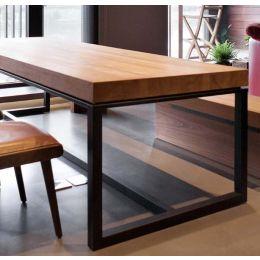 Igor Industrial Table | Modern Collaboration Table (150cm)