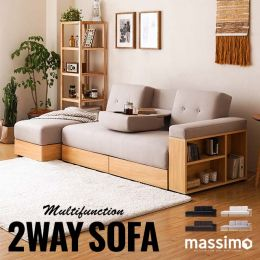 Massimo Multifunction Sofa with Storage
