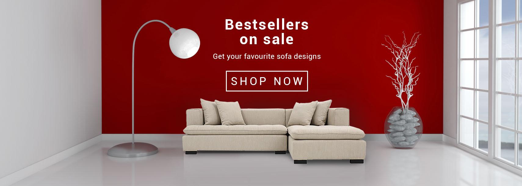 Bestselling Sofas on Sale!