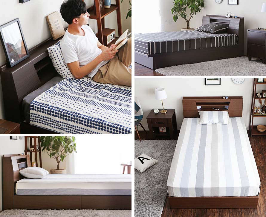 BedandBasics has the largest range of wooden beds online in Singapore. Buy Japanese Beds at wholesale prices online.